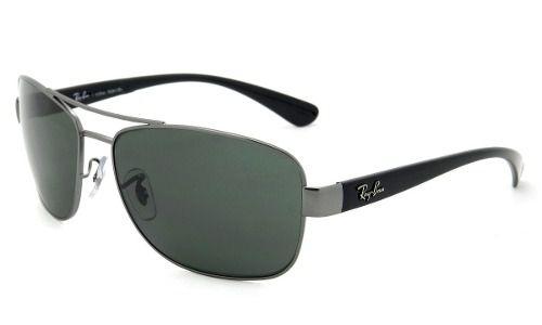 Óculos De Sol Ray-ban Rb 3518l 029/71