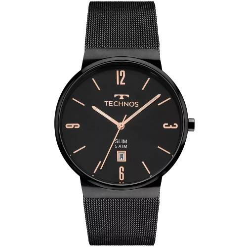 Relógio Technos Unissex Gm10yj/4p