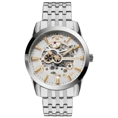 Relógio Masculino Technos Automático 8205nr/1k