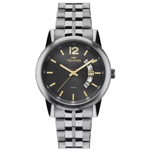 Relógio Technos Steel Masculino 2315kzm/1p