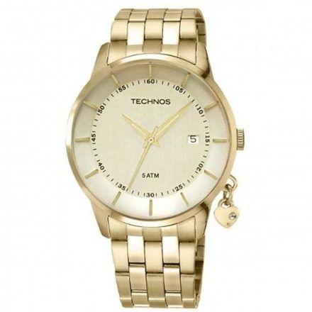 Relógio Technos Feminino 2115rc/4x