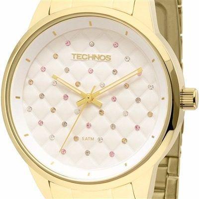 Relógio Feminino Technos 2035lxu/4d