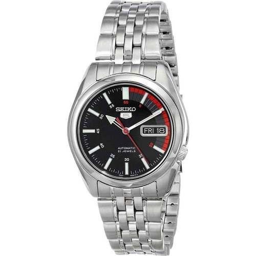Relógio Seiko Masculino Snk375b1 P1sx