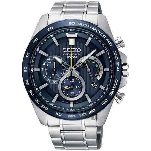 Relógio Seiko Masculino Ssb301b1 D1sx