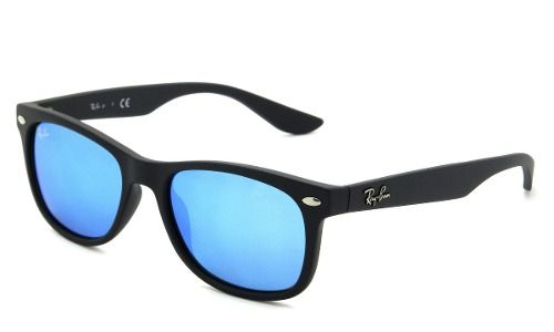 Óculos De Sol Ray-ban Infantil Rj 9052s 100s/55