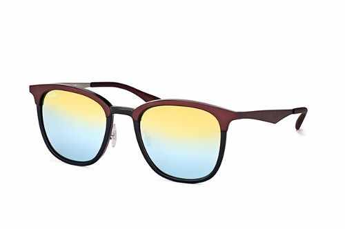 Óculos De Sol Ray-ban Rb4278 6285/a7 51-21 145 3n Espelhado
