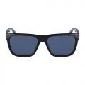 Óculos De Sol Masculino Lacoste L732s 001 56-15 Preto Brilho