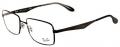 Armação De Óculos Ray-ban Rb 6329 2509 55-18 145