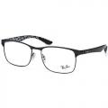Armação Óculos De Grau Ray-ban Rb8416 2503 Fibra de carbono