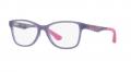 Armação Óculos De Grau Infantil Ray-ban Rb1563l 3692