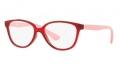 Armação Óculos De Grau Infantil Ray-ban Rb 1582l 3755
