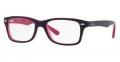 Armação Óculos De Grau Infantil Ray-ban Rb1531 3702