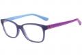 Armação De Óculos Feminino Infantil Ray-ban Rb 1571l 3716