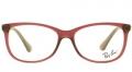 Armação De Óculos Infantil Ray-ban Rb 1559l 3682 50-14 130