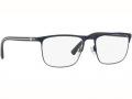 Armação Óculos De Grau Empório Armani Ea 1079 3092 55-18 Azul