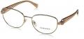 Armação De Óculos Versace Feminina Mod.1246-b 1052
