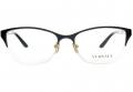Armação De Óculos Feminina Versace  Mod.1218 1342 preta