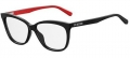 Armação De Óculos De Grau Love Moschino Feminino Mol506 807