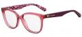 Armação De Óculos De Grau Love Moschino Feminino Mol509 35j