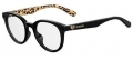 Armação De Óculos De Grau Love Moschino Feminino Mol518 807