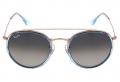 Óculos De Sol Ray-Ban Rb3647-n 9067/71 51-22 145 Round Double Bridge