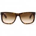 Óculos De Sol Ray Ban Rb4165l 710/13 55-16 Marrom Havana