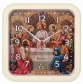 Relógio Parede Herweg Santa Ceia 6696 Marfim