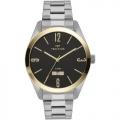 Relógio Technos Prateado E Dourado Masculino 2115mnv/1p