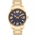 Relógio Technos Masculino Dourado Perfomance 2115mpi/4a