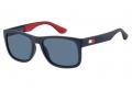 Óculos De Sol Masculino Tommy Hilfiger Th 1556/s 8ruku 56-18