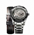 Kit Relógio Technos Masculino 2039am/1p