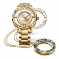 Relógio Feminino Technos Gl30fk/k4x