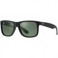Óculos De Sol Ray-ban Justin Rb4165l 622/71 57 Verde G15