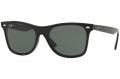 Óculos De Sol Ray-ban Blaze Wayfarer Rb4440-NL 601S71 145
