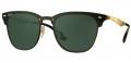 Óculos De Sol Ray-ban Rb3576-n 043/71 140 Blaze Clubmaster