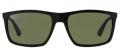 Óculos De Sol Ray-ban Rb4228l 601/9a 58 Polarizado