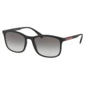 Óculos de Sol Prada Unissex SPS01T DG0-0A7 Preto Fosco
