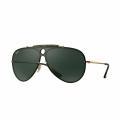 Óculos De Sol Ray-ban Blaze Shooter Rb3581-n 001/71 140 3n
