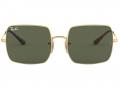 Óculos de Sol Ray-Ban RB1971 SQUARE 9147/31 54-19 145 Dourado Lentes G15