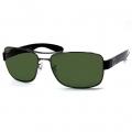 Óculos De Sol Ray-ban RB3522 004/9A 64-17 Polarizado