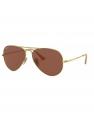 Óculos de Sol Ray-Ban Aviador RB3689 9064/AF 58