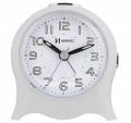 Relógio Despertador Herweg 2572 034 Quartz Fantasminha