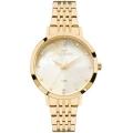 Relógio Technos Dourado Feminino 2036MJG/4B