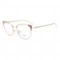 Armação Óculos de Grau Feminino Prada VPR62U YEP-101