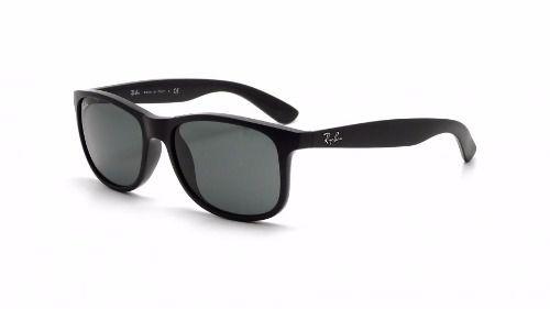 Óculos De Sol Ray-ban Andy Rb4202 6069/71 55-17 145