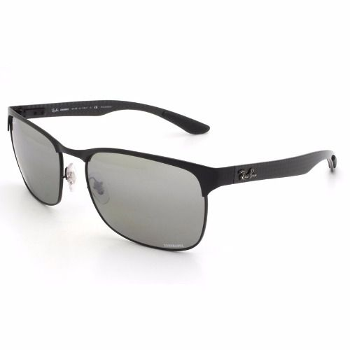 Óculos De Sol Ray-ban Rb8319-ch 186/5j 60-18 Polarizado