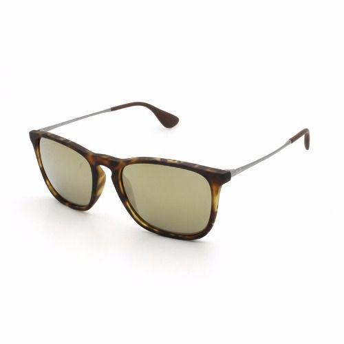 Óculos De Sol Ray-ban Chris Rb4187l 865/5a 54-18