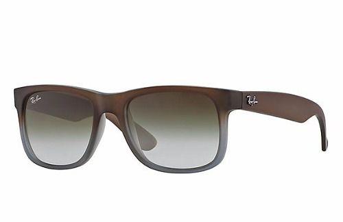 Óculos De Sol Ray-ban Rb4165l Justin 854/7z T 55