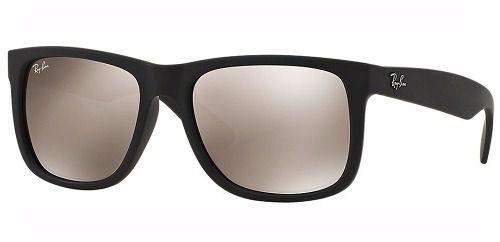 Óculos De Sol Ray-ban Justin Rb4165l 622/5a 55