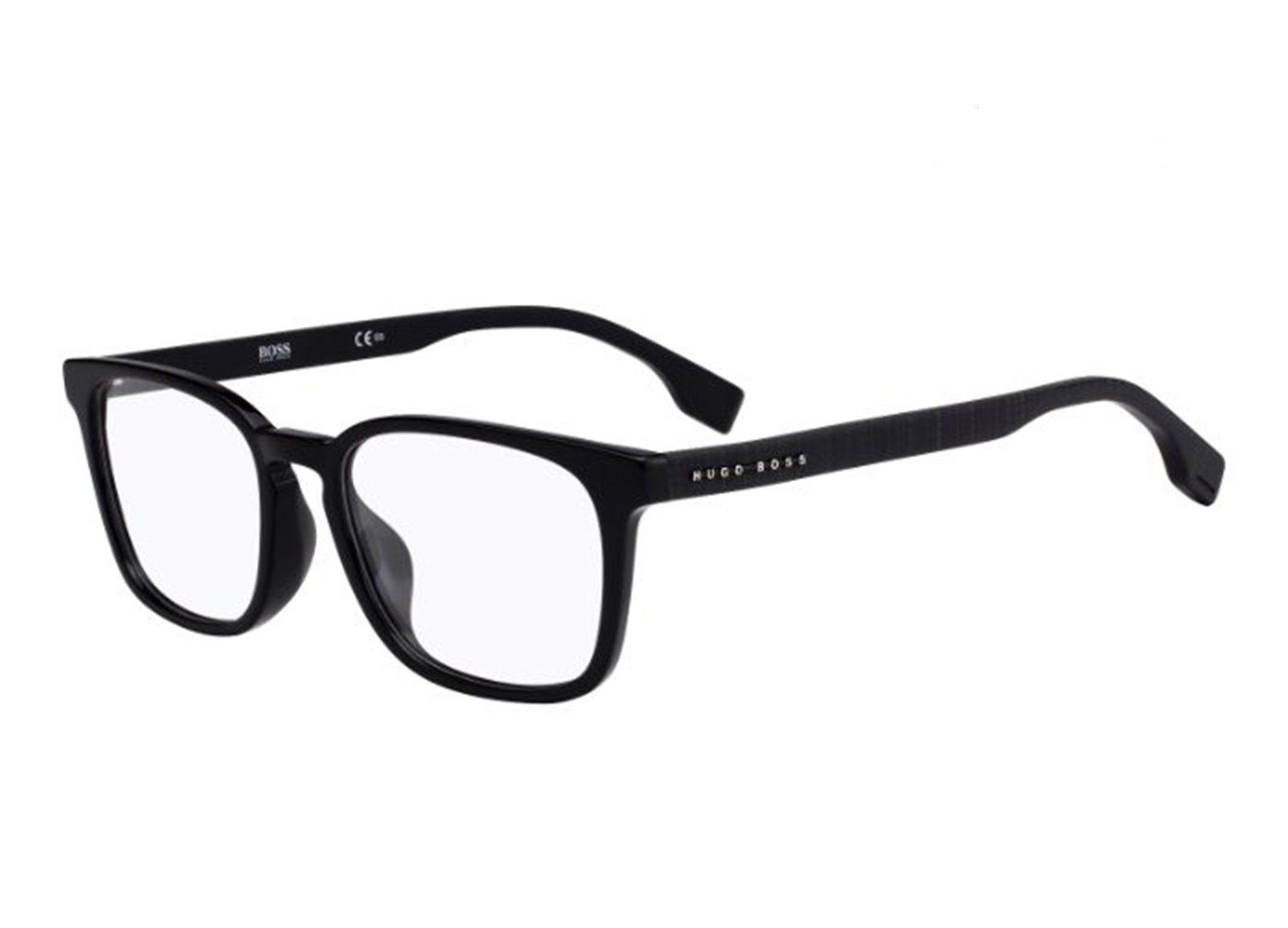 9d3a525412197 Armação De Óculos De Grau Masculino Hugo Boss 1023 F 807 - Omega ...